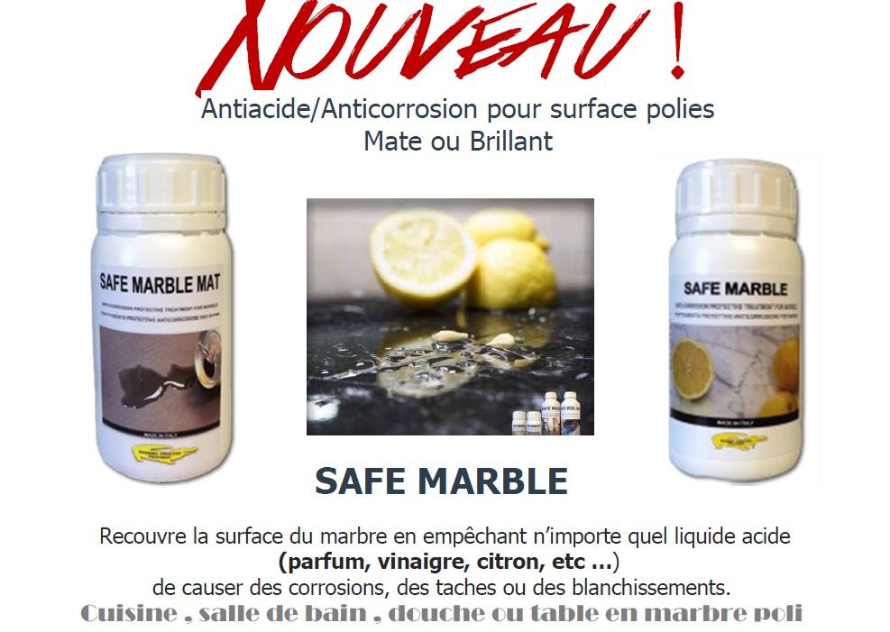 SAFE MARBLE